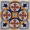 Mexican Talavera Tile Pescara 2