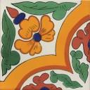 Mexican Talavera Tile San millan