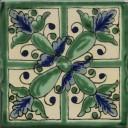 Mexican Talavera Tile Sicilia 2