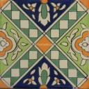Mexican Talavera Tile Cyprus