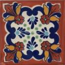 Mexican Talavera Tile Aprilia 2