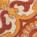 Mexican Talavera Tile Capri Amarillo