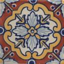 Mexican Talavera Tile Gela