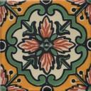 Mexican Talavera Tile Gela 2