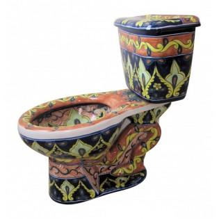"""Talavera Toilet Set """"Sonora"""""""