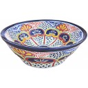 Mexican Talavera Vessel Sink Saucillo