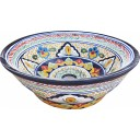 Mexican Talavera Vessel Sink VS11