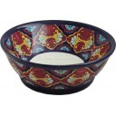 Mexican Talavera Vessel Sink VS12