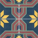 Mission Cement Tile Arabesque