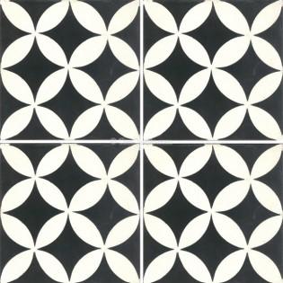 Mission Cement Tile Circulos