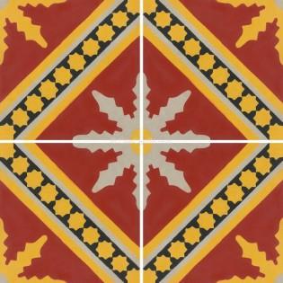 Mission Cement Tile DMarais