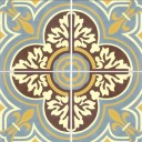 Mission Cement Tile Loria