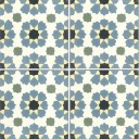 Mission Cement Tile Moorish