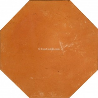 Saltillo Tiles Octagonal 2 Unsealed