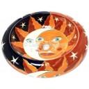 Talavera Round Vessel Sink Donut Eclipse 2