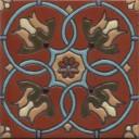 Ceramic High Relief Tile Cambria