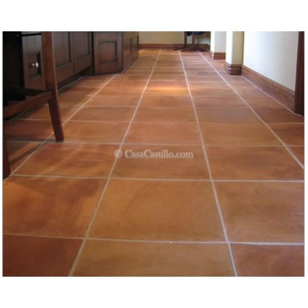 Mexican Saltillo Tiles Floor