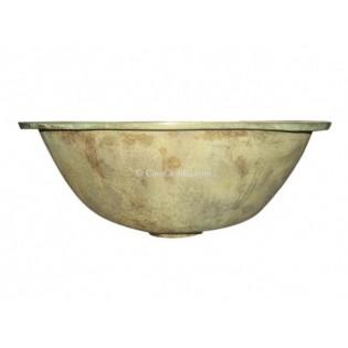 Mexican Bronze Sink Acambaro