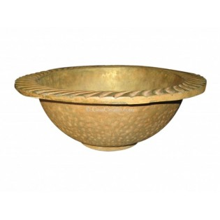 Mexican Bronze Sink Espiral