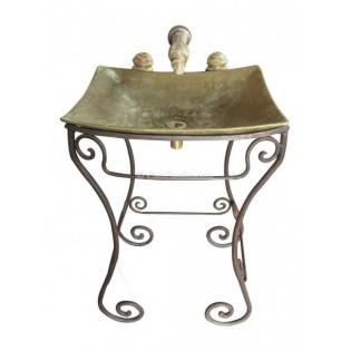 Mexican Bronze Sink Kioto-Set