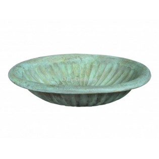 Mexican Bronze Sink Margarita-Oval