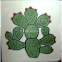 Ceramic Frost Proof Tiles Cactus 1