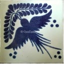 Mexican Talavera Tiles Dove 5