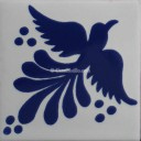 Mexican Talavera Tiles Dove 8