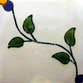 Mexican Talavera Tiles Flowers 30