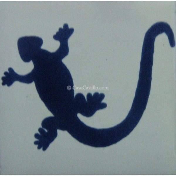 Lizard White Wall Tile