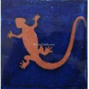 Mexican Talavera Tiles Lizard 5