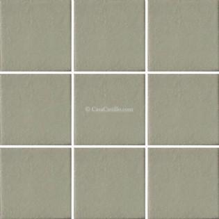 Ceramic Frost Proof Tiles NON-SLIP Mexican White