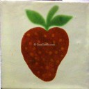 Ceramic Frost Proof Tiles Strawberrie