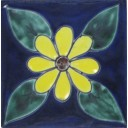 Ceramic Frost Proof Tiles Sunflower 10