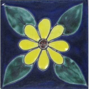 Ceramic Frost Proof Tiles Sunflower 10