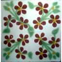 Ceramic Frost Proof Tiles Violets 2