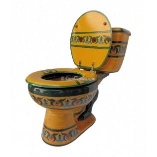 """Talavera Toilet Set """"Durango"""""""