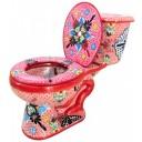 """Talavera Toilet Set """"Ixtapa"""""""